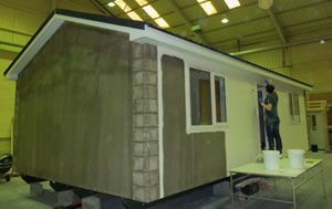 Cabin Refurbishment Service