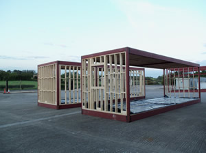 Steel/Timber Frame Modular Solutions